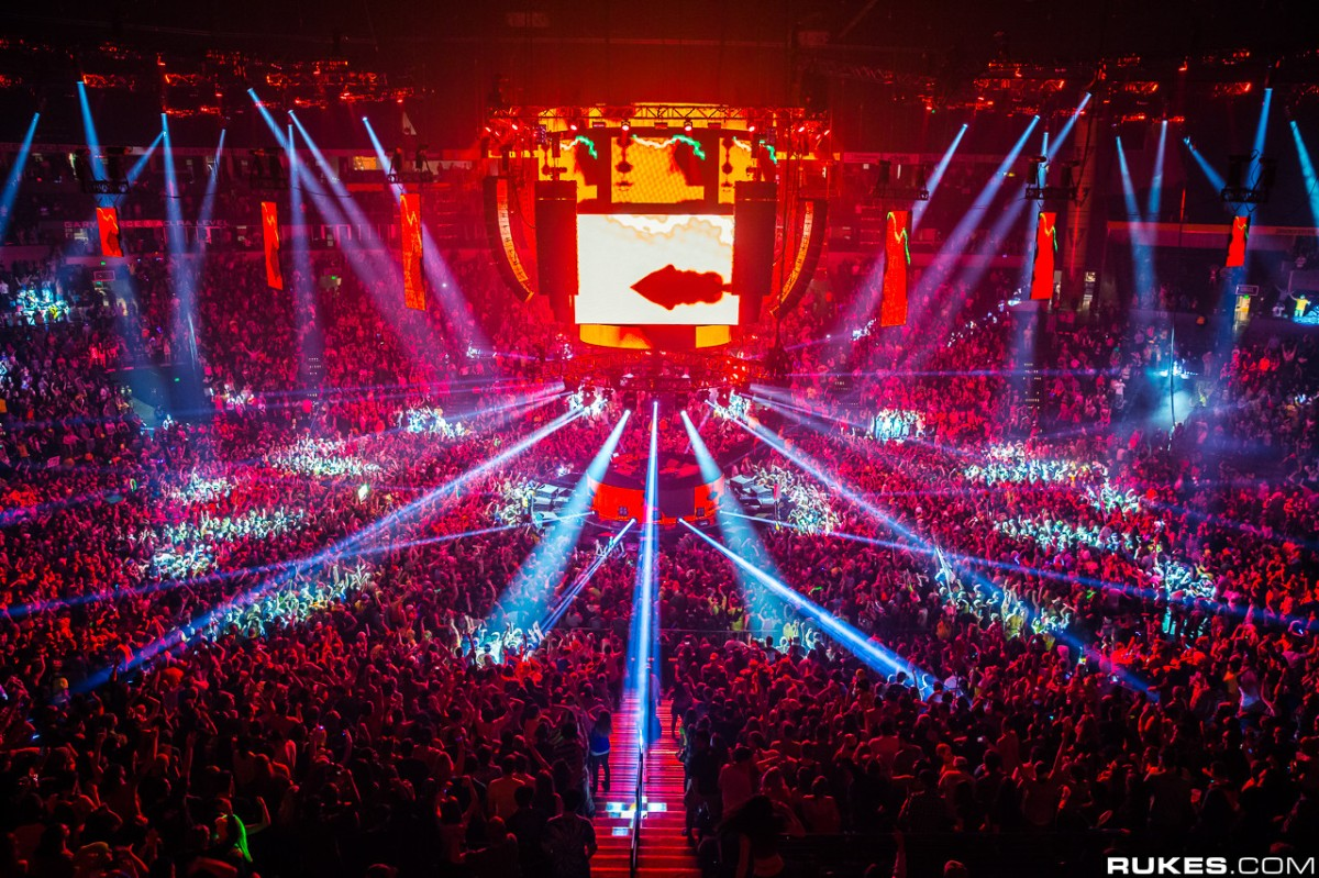 Stream Bassnectar's full NYE 360 set [MUST WATCH]