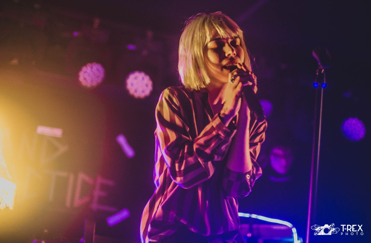 MIJA embarks on her first-ever live tour, Band Practice, making a lasting impression [Tour Review]