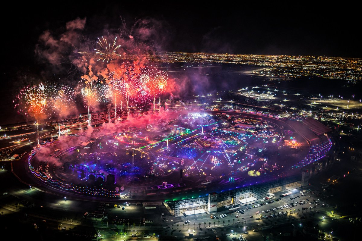 Here are your EDCLV set-times + 2019 live stream schedule