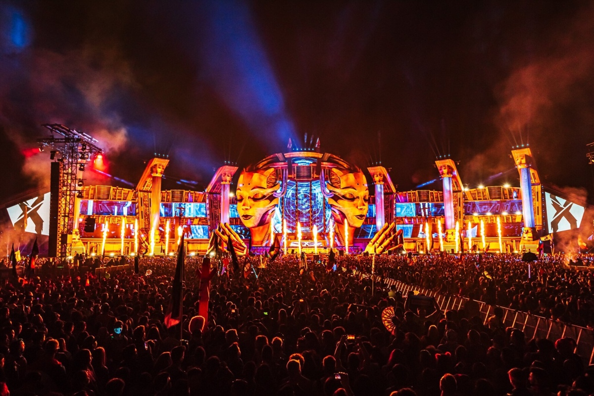 Stream the third and final day of EDC Las Vegas